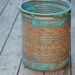 kenji 1987 ceramic pot  13.5 x 11