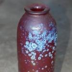mark peiser glass vase 1968