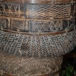 rare old wazanaki baskets